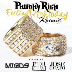 """Philthy Rich Is """"Feeling Rich Today"""" On New Banger"""