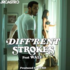 JR Castro - Diff'rent Strokes Feat. Wale