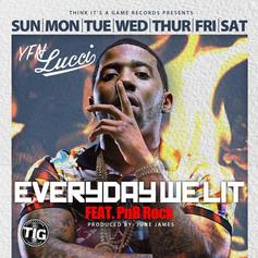 YFN Lucci - Everyday We Lit Feat. PnB Rock