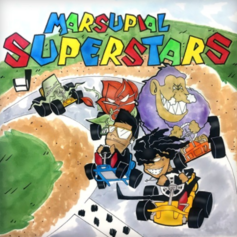 SahBabii - Marsupial Superstars Feat. T3