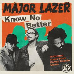 Major Lazer - Know No Better Feat. Travis Scott, Quavo & Camila Cabello
