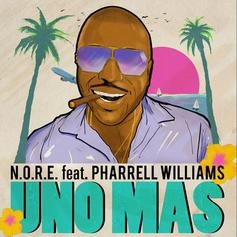 "Pharrell Williams & N.O.R.E Reunite On ""Uno Más"""