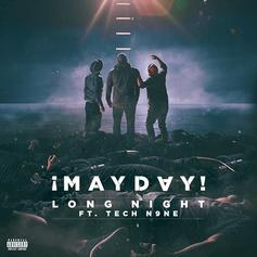 "¡Mayday! & Tech N9ne Party With Rick Ross On ""Long Night"""