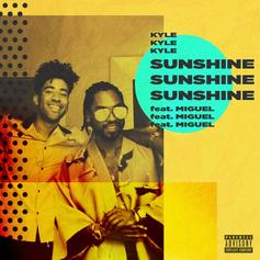 "Kyle And Miguel Celebrate The Finer Things In Life On ""Sunshine"""