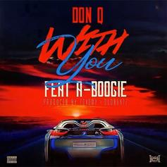 """Don Q & A Boogie Wit Da Hoodie Link Up For New Track """"With You"""""""