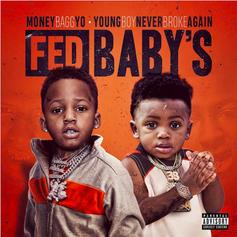 """Stream Moneybagg Yo & NBA Youngboy's Joint Mixtape """"Fed Baby's"""""""
