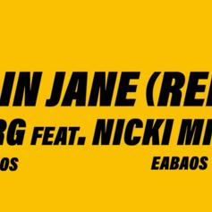 "Nicki Minaj Hops On A$AP Ferg's ""Plain Jane"" Remix"