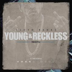 """Lloyd Banks Drops More Heat With His """"Young & Reckless Freestyle"""""""