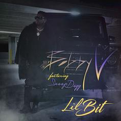 "Snoop Dogg Assists Bobby V On His New Single ""Lil Bit"""