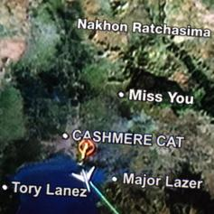 "Cashmere Cat, Major Lazer & Tory Lanez Drop New Collab ""Miss You"""