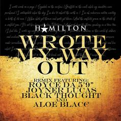 "Royce Da 5'9"", Joyner Lucas & Black Thought Join Forces For ""Wrote My Way Out (Remix)"""