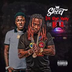 "Youngboy Never Broke Again Joins Dat Boi Skeet On ""In The Way"""