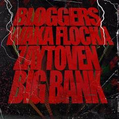"Waka Flocka & Big Bank Go Head 2 Head In ""Bloggers"""