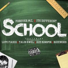 """Forever M.C. Gets An Assist From Lupe Fiasco, Talib Kweli & More On """"School"""""""