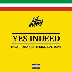 "Plies Jumps On Lil Baby & Drake's ""Yes Indeed"" For New Remix"