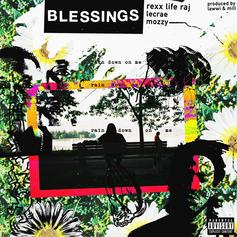 """Rexx Life Raj Counts His """"Blessings"""" In Passionate Single With Lecrae & Mozzy"""