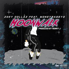 "Zoey Dollaz & Moneybagg Yo Team Up For New Song ""Moon Walk"""