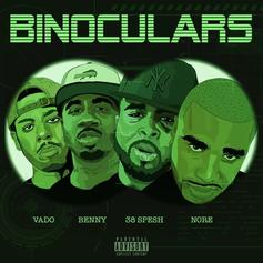 "38 Spesh Recruits N.O.R.E, Vado & Benny The Butcher For ""Binoculars"""