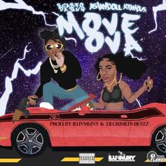 "Listen To Asian Doll & ILuvMuny's ""Move Ova"" With Scarfo Tha Plug & K Famous"
