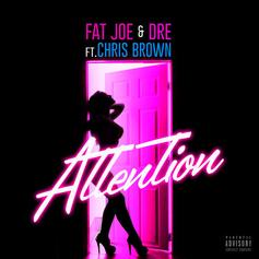 "Chris Brown Features On Fat Joe & Dre's ""Attention"""