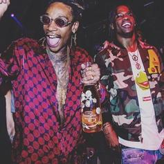 "Wiz Khalifa & Travis Scott Team Up For New DP Beats-Produced Song ""Trippin"""