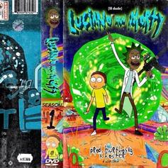"""Lil Dude Flips """"Rick & Morty"""" Theme Song For """"Luciano & Morty"""""""