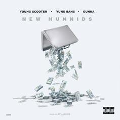 """Young Scooter, Gunna & Yung Bans Rifle Through A Stack Of """"New Hunnids"""""""