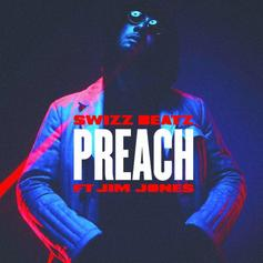 "Swizz Beatz Connects With Jim Jones On ""Preach"""