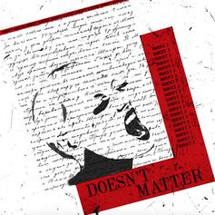 """Ronny J Gets Up Close & Personal On """"Doesn't Matter"""""""
