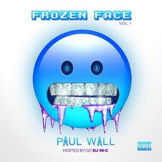 "Paul Wall Drops Off His New Mixtape ""Frozen Face Vol. 1"""