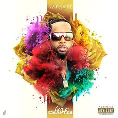 "Safaree Drops Off His New Project ""Love Chapter"""