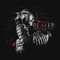 """Youngboy Never Broke Again Releases """"Realer"""" Ft. Lil Baby & Plies"""