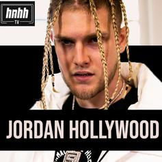 """Jordan Hollywood Is A """"QC Savage"""" In His HNHH Freestyle Session"""