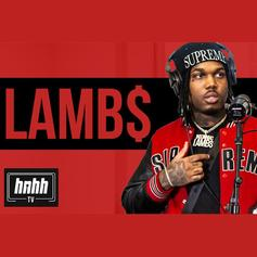 """Lamb$ Can't """"Wait On Nobody"""" In HNHH Freestyle Session"""