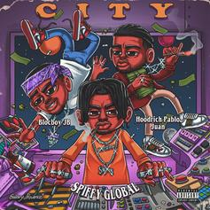 "Hoodrich Pablo Juan & Blocboy JB Team Up On Spiffy Global's ""In The City"""