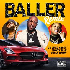 "Yella Beezy & Money Man Embrace Their ""Baller"" Status With DJ Luke Nasty"