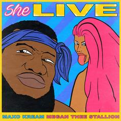 "Maxo Kream And Megan Thee Stallion Go OFF On New Single ""She Live"""