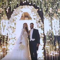 "Ciara Shares Footage Of Wedding To Russell Wilson In ""Beauty Marks"" Visual"