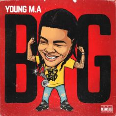"""Young M.A. Shoots Her Shot At Kehlani On """"BIG"""""""