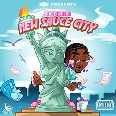"""Sauce Walka Does What He Does Best On """"New Sauce City"""""""