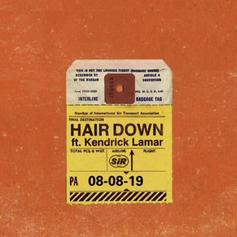 "Kendrick Lamar Hops On SiR's New Single ""Hair Down"""