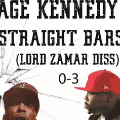 """Page Kennedy Drops Lord Jamar Diss Track """"Straight Bars"""""""
