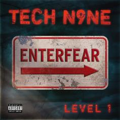 "Tech N9ne Looks Inward On ""ENTERFEAR LEVEL 1"""