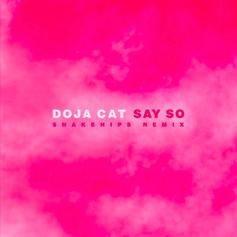 "Doja Cat's Smash Hit ""Say So"" Gets The Remix Treatment From Snakehips"