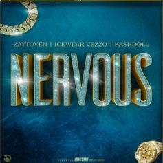 "Zaytoven Heads To Detroit With Kash Doll & Icewear Vezzo On ""Nervous"""