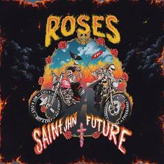 "SAINt JHN Capitalizes On His Viral Success With A ""Roses"" Remix Featuring Future"