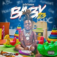 """JayDaYoungan Releases Debut Album """"Baby23"""" With Kevin Gates, Moneybagg Yo, & More"""