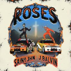 "SAINt JHN Elects J Balvin To Join Him On Another ""Roses"" Remix"