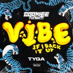 """Tyga Joins Cookiee Kawaii For The Remix Of """"Vibe (If I Back It Up)"""""""