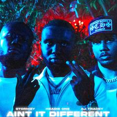 """Headie One Enlists Stormzy & AJ Tracey For """"Ain't It Different"""""""